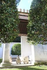 Etruscan temple reconstruction - Rome Spring 2018 National Etruscan Museum at the Villa Julia. (Kevin J. Norman) Tags: italy rome etruscan villa julia giulia etrusca juliusiii