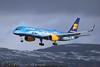 "Icelandair "" 80 years of Aviation"" livery (Dougie Edmond) Tags: plane airplane airport aircraft special scheme winter sunshine canon glasgow scotland unitedkingdom gb"