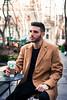 Alex (kjocalliste) Tags: portraiture portraits portrait people men man male model fashion nyc ny nikon team new york alex bryant park outdoors manhattan depth field dof peacoat pea coat topcoat top 750 d750 d750nikon