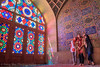 Nasir al-Mulk Mosque, Shiraz, Fars Province, Iran (Feng Wei Photography) Tags: islamicculture persianculture traveldestinations ornate persian landmark shiite colorimage placeofworship tourist islamic female indoors famousplace islam iran iranianculture travel shiraz shiiteislam decoration mosque middleeast horizontal tourism nasiralmulkmosque farsprovince irn