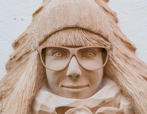 Wooden sculpture - 1018e Fiera di Sant'Orso 2018 - Aosta
