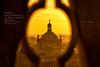Cupola della Basilica di San Lorenzo, Milano (Obliot) Tags: croce chiesa inverno winter obliot foschia luce 2015 sanlorenzo ombre milano duomo tramonto mnocromo cupola vista cielo finestre lombardia juanary nyuvole giallo basilica mp italia it