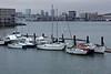 Boston Across the Harbor (AntyDiluvian) Tags: boston massachusetts eastboston waterfront harbor dock pier boats sailboats skyline