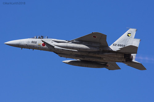 Japan Air Self Defence Force, McDonnell Douglas F-15J Eagle, 62-8868.