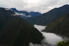 The clouds separating the mountains during Inca Trail / Trek / Camino (moltes91) Tags: clouds mountains camino trail trek inca treking travel voyage nature wild nikon d7200 nikkor 20mm f28 pérou peru machu picchu cusco cuzco