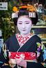 Maiko Mizuno (Fukushima Okiya) of Gion Kobu on the day of her Misedashi (balbo42) Tags: 2018 misedashi gion kobu japon mizuno japan fujifilm maiko xh1 okiya kyoto fukushimaokiya