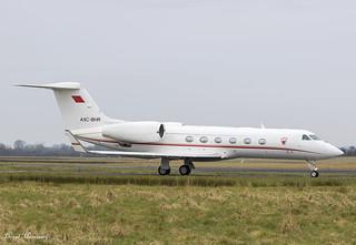 Bahrain Amiri Flight G450 A9C-BHR