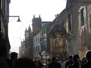 Eucharist Procession, Procesión Eucarística