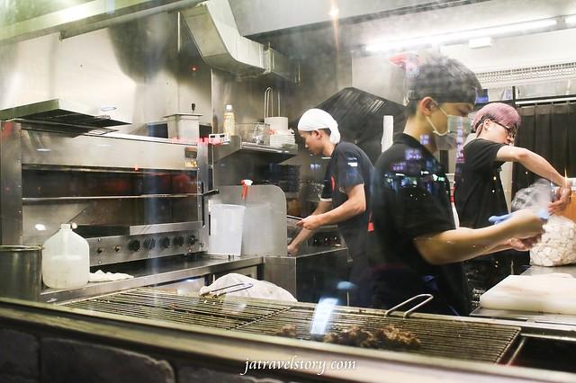 初牛炭火直燒丼飯專賣店 超人氣燒肉丼推薦,超多料味噌湯和白飯可以吃到飽!【捷運公館】初牛燒肉丼/台大周邊美食 @J&A的旅行