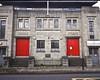 The Old Baths (I M Roberts) Tags: theoldbaths eastway hackneywick hackney e9 locallandmark mamiya7 fujinph400
