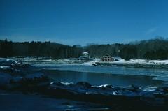 Boathouse (Nsharp17) Tags: film 35mm canonae1 canon analog fuji fujifilm fujichrome fujichromesensia fujichromesensiaii fujichromesensiaii400 slidefilm