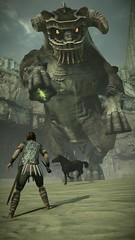 AGRO! (Ninjerello) Tags: shadowofthecolossus sotc remake wallpapers bluepointgames wanderer agro colossus colossi photomode ps4 sonyjapanstudios bestscreenshot