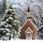 Yosemite Valley Chapel thumbnail