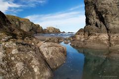 Bandon, Oregon (dj pettitt) Tags: bandon oregon ocean beach rocks