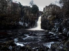 High Force - Teesdale (Andy & Helen :-) :)) Tags: waterfall highforce tees river cascade teesdale england