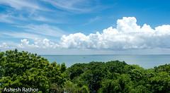 View (asheshr) Tags: hukitola landscape landscapephotography clouds cloudscape view orissa odisha
