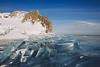 Lake Baikal - Olkhon island (dataichi) Tags: ольхон 貝加爾湖 байкал 바이칼호 lake baikal travel tourism destination russia siberia winter cold ice landscape nature frozen