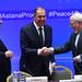 Встреча министров иностранных дел стран-гарантов Астанинского процесса, Астана, 16 марта 2018 года