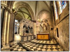 Chichester cathedral chapel (Mirrorless for me) Tags: church cathedral chichester chichestercathedral olympus olympusem1 samyang samyangfisheye fisheyehemi