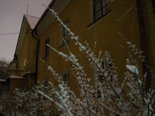 Ночь после снегопада ©  ayampolsky