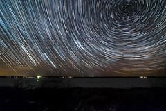 Star Trails over Camden Lake (Dark Arts Astrophotography) Tags: space sky stars star trails timelapse astrophotography astronomy science night nightscape nature natur nightsky kingston ygk kingstonist ontario astrometrydotnet:id=nova2489432 astrometrydotnet:status=solved