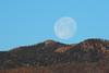 Setting Moon (Treflyn) Tags: setting moon springs colorado usa