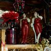 Two Buxom Belles (kendo1938) Tags: stocktonontees england gb artdeco figurines ceramics stocktonfleamarket market marketstalls porcelain