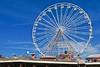 Central Pier, Blackpool, UK (Robby Virus) Tags: blackpool england uk unitedkingdom britain greatbritain big wheel ferris ride central pier beach shore sea seashore ocean