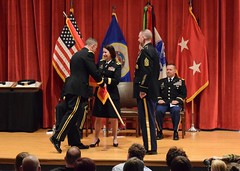 Promotion of Brig. Gen. Johanna Clyborne (Minnesota National Guard) Tags: minnesota nationalguard rosemount mn unitedstates us