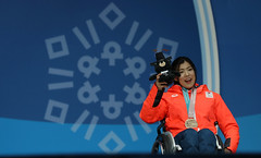 Paralympic_Medal_Ceremony_14 (KOREA.NET - Official page of the Republic of Korea) Tags: 2018 평창 메달시상식 2018평창동계패럴림픽 korea 2018pyeongchangwinterparalympic pyeongchangolympicplaza 평창올림픽플라자