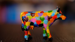 My new Cow (✵ΨᗩSᗰIᘉᗴ HᗴᘉS✵66 000 000 THXS) Tags: wabisabi imperfection color macro fuji fujifilmgfx50s cow toy garniture colorful heart hensyasmine namur belgium wallonie europa aaa بلجيكا belgique namuroise proxi belga info look photo friends bélgica ベルギー белгия բելգիա belgio 벨기에 belgia бельгия 比利时 bel be ngc saariysqualitypictures wow yasminehensinterst intersting interestingness eu fr greatphotographers lanamuroise