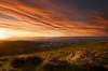Timeshiftin (robjdickinson) Tags: sunset grass sky landscape dusk mountain cloud evening outdoor noperson atmosphere travel pocketofawesome 100percentpure grouptripod