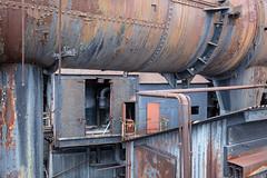 Doors (William_Doyle) Tags: national museum industrial history bethlehem pa historic steel steam engine iron blast furnace march 2018