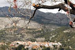 IMG_1123 Beniarda No.2 (jaro-es) Tags: village dorf pueblo landschaft landscape montañas mountains bergen canon eos70d españa spanien spain spanelsko