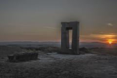 Sons of the silent age (doni-) Tags: crete siena tuscany sky sunset toscana italy italia landscape