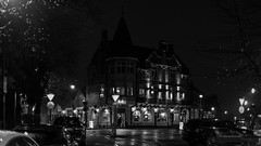 The Green N21 (PhredKH) Tags: afterdark architecture buildings canonphotography ef50mmf18stm fredkh kingshead londonbynight n21 nightphotography nightpictures nightscene nocturnal northlondon photosbyphredkh phredkh pub publichouse splendid streetphotography streetsoflondon winchmorehill road street people monochrome night building city canoneos5dmkiii
