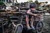 Ulingan at Catmon in Malabon (Mio Cade) Tags: ulingan charcoal factory residents malabon philippines social documentary ngo smoke pollution dust environment asia livelihood boy child kid
