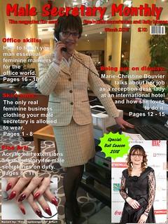 Male Secretary March 2018