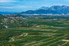 Neretva River Delta (fotofrysk) Tags: fruitandveggiebasket crops farms fruit vegetables farming flat delta mountains hills trees brush alongroute8 highway coastroad neretvariverdelta istriamontenegroroadtrip croatia adriaticcoast dalmatiancoast afsnikkor703004556g nikond7100 201710089496