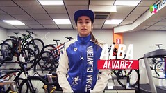 alba Álvarez team clavería temporada 2018