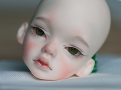 IMG_4870 (greenwolfy) Tags: makeup faceup faceupcommission bjd bolljointerddolls dim laia