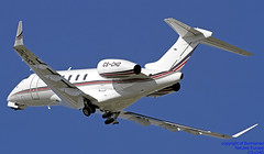 CS-CHD LMML 13-03-2018 (Burmarrad (Mark) Camenzuli Thank you for the 11.6) Tags: airline netjets europe aircraft bombardier bd1001a10 challenger 350 registration cschd cn 20584 lmml 13032018