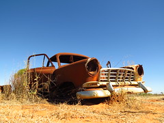 Abandoned Car (Colt_2001) Tags: abandoned car fc holden