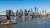 Brooklyn Bridge (20180311-DSC01947) (Michael.Lee.Pics.NYC) Tags: newyork brooklynbridge eastriver manhattanbridge aerial janescarousel dumbo brooklynbridgepark lowermanhattan wtc onewtc worldtradecenter verizon bridge architecture cityscape sony a7rm2 zeissloxia21mmf28 pier17 southstreetseaport waterfront fdrdrive