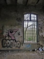 Serge Kb / Liège - 12 mar 2018 (Ferdinand 'Ferre' Feys) Tags: liège luik belgium belgique belgië streetart artdelarue graffitiart graffiti graff urbanart urbanarte arteurbano ferdinandfeys kb urbex