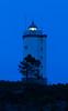 Faro de Mera. (trivaz) Tags: galiza mera paisaje faro lighthouse blue bluehour horaazul