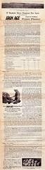 1911, Iron Age (Improved Robbins) Potato Planter Review Brochure, Side 2 (J.Klein1993) Tags: batemanmfgco ironage grenloch newjersey history antique farming potato planter 1911 brochure advertisement