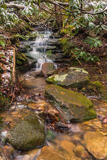 Creek Cascades, Cumberland Mountains