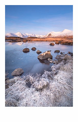 sunrise at Rannoch Moor, Scotland (andypage7) Tags: highland scotland highlands scenic outdoors outdoor landscapes landscape scenery winterbeauty