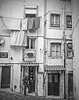 conversation (slavamanc) Tags: men people talking old building windows house alfama lisbon street blackwhite monochrome candid portugal panasonicdmcgx80 lumixg20f17